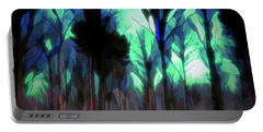 Another World - Forest Portable Battery Charger