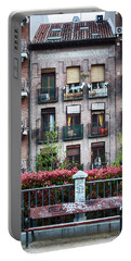Apartments In Madrid Portable Battery Charger