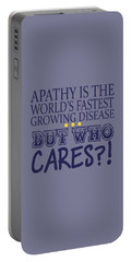 Apathy Portable Battery Charger