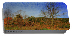 Portable Battery Charger featuring the photograph Appalachian Trail Massachusetts In The Fall by Raymond Salani III
