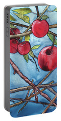 Apple Harvest Portable Battery Charger