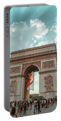 Arc De Triomphe - World Cup 2018 Portable Battery Charger
