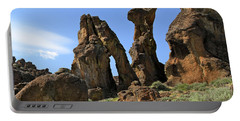 Arches Hoodoos Castles Portable Battery Charger