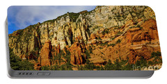 Portable Battery Charger featuring the photograph Arizona Morning by Jon Burch Photography
