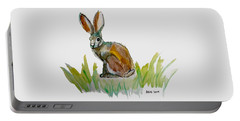 Arogs Rabbit Portable Battery Charger