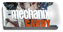 arteMECHANIX 1916 CANDY GOES TO WAR  GRUNGE Portable Battery Charger