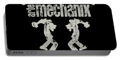 arteMECHANIX COLLECTIVE GRUNGE Portable Battery Charger