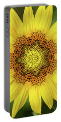 Artistic 2 Perfect Sunflower Portable Battery Charger