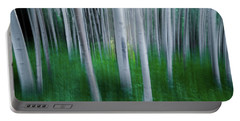 Artistic Aspens Panorama Portable Battery Charger