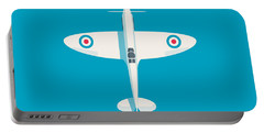 Supermarine Spitfire Wwii Raf Fighter Aircraft Portable Battery Charger