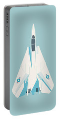 F14 Tomcat Fighter Jet Aircraft - Sky Portable Battery Charger