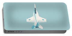 F-18 Super Hornet Jet Fighter Aircraft - Sky Portable Battery Charger