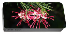 Spring Grevillea Of Australia Portable Battery Charger