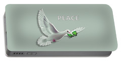 Peace Portable Battery Charger