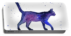 Space Cat Portable Battery Charger