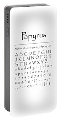 Papyrus - Most Wanted Portable Battery Charger