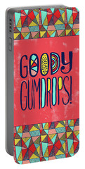 Goody Gumdrops Portable Battery Charger