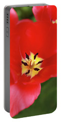Rouge Bloom Portable Battery Charger