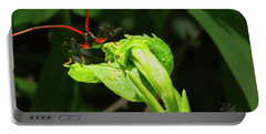 Assassin Bug Portable Battery Charger
