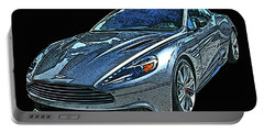 Aston Martin Db9 Portable Battery Charger
