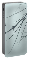 Portable Battery Charger featuring the digital art Auld Lang Syne by Gina Harrison
