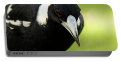 Australian Magpie Outdoors Portable Battery Charger