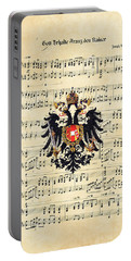 Austrian Emperor's Hymn  Portable Battery Charger