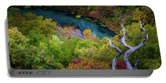 Autumn At Ha Ha Tonka State Park Portable Battery Charger