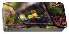 Autumn Beginnings Portable Battery Charger