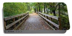 Autumn Bridge Portable Battery Charger