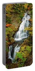 Autumn Falls, Crystal Cascade Portable Battery Charger