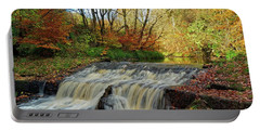 Autumn Flow Portable Battery Charger