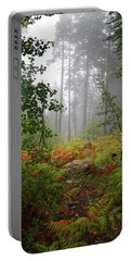 Autumn Fog  Portable Battery Charger