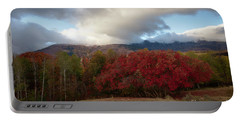 Autumn Foothills Portable Battery Charger