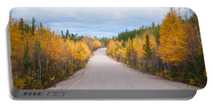Autumn In Ontario Portable Battery Charger