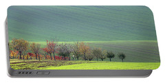 Autumn In South Moravia 18 Portable Battery Charger