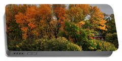 Autumn Is Nigh  Portable Battery Charger
