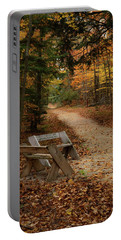 Autumn Meetup Portable Battery Charger