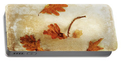 Portable Battery Charger featuring the photograph Autumn Twist by Randi Grace Nilsberg