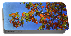 Autumn's Colors Portable Battery Charger