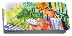Avid Reader #2 Portable Battery Charger