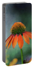 Portable Battery Charger featuring the photograph Awaiting  Pollination by Dale Kincaid