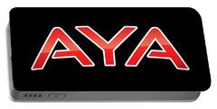 Aya Portable Battery Charger