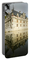 Portable Battery Charger featuring the photograph Azay-le-rideau by Stephen Taylor