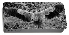 Time To Spread Your Wings Portable Battery Charger