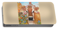 Backyard Cow Portable Battery Charger