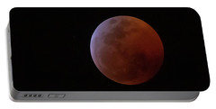 Bahamian Super Blood Wolf Moon Portable Battery Charger