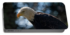 Bald Eagle Grandfather Mountain Portable Battery Charger