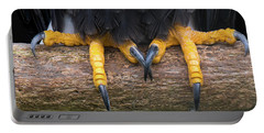 Bald Eagle Talons Portable Battery Charger