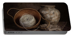 Ball Of Twine Portable Battery Charger